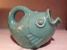 Michael Andersen  Keramik fisk