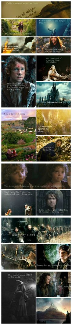 It's like in the great stories. {this is my first hobbit/lotr related edit :)} the Hobbit/Lord of the Rings is the best Legolas, Narnia, Concerning Hobbits, O Hobbit, J. R. R. Tolkien, Into The West, Harry Potter, One Ring, Great Stories