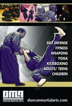 Duncan Martial Arts #blvdwarriors