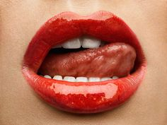 Beauty photo (close-up) of red female lips. by Milan Ilic on Beauty photo (close-up) of red female lips. by Milan Ilic on Face Aesthetic, Aesthetic Makeup, Human Reference, Photo Reference, Art Reference, Close Up Art, Female Lips, Mouth Drawing, Lips Photo