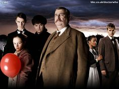Doctor Who: Family of Blood. I could not stop watching Harry Lloyd as Baines.