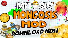 Mitosis the Game - Mongosis Mod - Download now, new Mitosis Mod - Agario...