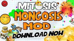 Mitosis the Game - Mongosis Mod - Download now, new Mitosis Mod - Agario...