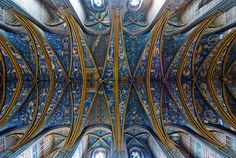 Cathédrale Sainte-Cécile d'Albi    http://66.media.tumblr.com/8d2f0066616c34f9b2a08edf1bc16020/tumblr_mwqfcvYGTs1skc38no2_1280.jpg