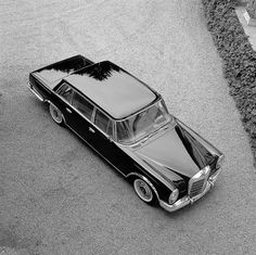 Mercedes-Benz 600 (W100) by Auto Clasico, via Flickr