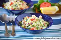 Pasta Recipes : Couscous Salad Recipe