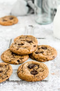 Brown Butter Toffee Chocolate Chunks Cookies Chocolate Toffee, Chocolate Chunk Cookies, Best Chocolate, Butter Toffee, Brown Butter, How To Make Toffee, Homemade Toffee, Favorite Cookie Recipe, Toffee Bits