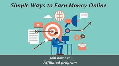 Learn How to Make Money Online The Easy Way - makemoney Ways To Earn Money, How To Get Money, Make Money From Home, Money Saving Tips, How To Become, Online Earning, Earn Money Online, Online Jobs, Internet Marketing