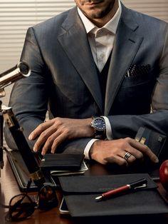 Para fechar negócio | Estilo Masculino | Revista Alfa. Inteligência, Atitude, elegância e boa vida