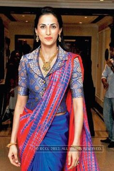 Latest Blouse Designs that are Smokin' Hot and Trending AF! Well we've got the most amazing latest blouse designs for you to pair, they'll be the only new blouse styles you'll ever want to wear! Choli Designs, Fancy Blouse Designs, Latest Saree Blouse Designs, Shagun Blouse Designs, Latest Blouse Patterns, Brocade Blouse Designs, Latest Saree Trends, Saree Blouse Patterns, Sari Bluse