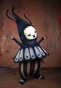 Awesome Paper Mache Creatures Like Never Seen Before (22)