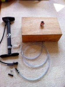 Fabriquer une fusée à eau | Toysfab