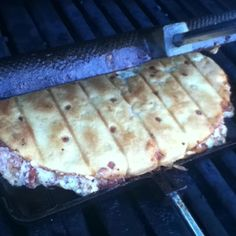 Party Pizza Calzone