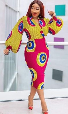 Ankara Wedding Styles, Unique Ankara Styles, Beautiful Ankara Styles, Ankara Gown Styles, Latest Ankara Styles, Dress Styles, African Fashion Designers, Latest African Fashion Dresses, African Print Fashion