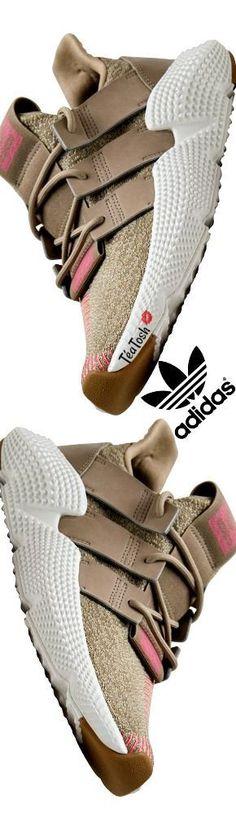 ❈Téa Tosh❈ adidas, GIRLS PROPHERE Beige-Khaki Shoe Gallery, Sporty Girls, Rubber Shoes, Sporty Style, Cheap Shoes, Sport Wear, Sport Fashion, Sneakers Fashion, Active Wear