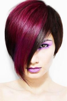 short black and purple hair http://vitalviralpro.com/mr/2510