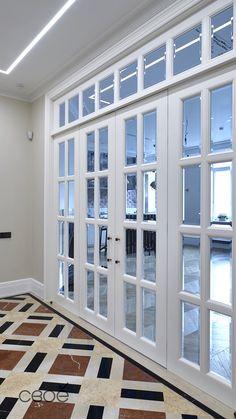 Front Window Design, Home Window Grill Design, House Window Design, Grill Door Design, House Design, Bedroom Decor For Small Rooms, Decor Home Living Room, Home Design Floor Plans, Home Building Design