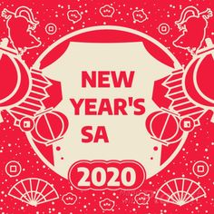 advertising new year \ advertising new year Chinese New Year Gif, Chinese New Year Poster, Chinese New Year Design, New Years Poster, Chinese New Year Greetings Quotes, Poster Sport, Poster Cars, Poster Retro, Dm Poster