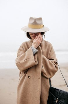 I've been meaning to capture the whole grandeur of the sea but this time during winter while wearing big coats and heavy layers for months. Camel Coat, Vogue, Mode Inspiration, Minimal Fashion, Beige, Fashion Outfits, Womens Fashion, Capsule Wardrobe, Everyday Fashion