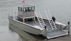 Boat Projects, Welding Projects, Mud Boats, Landing Craft, Ferry Boat, Tech Toys, Bus Conversion, Tool Sheds, Boat Design