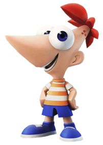 phineas from phineas and ferb