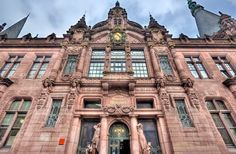 Intellectuals and academics take note: Established in 1386, Heidelberg University is the oldest in all of Germany.  The university boasts more than six centuries of scholarly and scientific achievement.