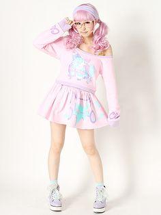 Fairy Kei, Pop Kei, Pastel Fashion