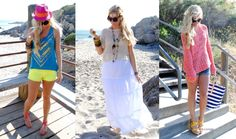 3 Chic Summer outfits