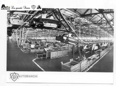 Autobianchi: 'Toen Milaan nog twee grote autofabrieken had'   Auto Edizione
