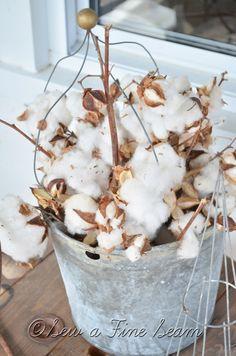 Spring Decor from Sew a Fine Seam