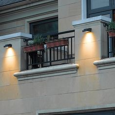 Bravo LED Outdoor Wall Sconce by EuroFase