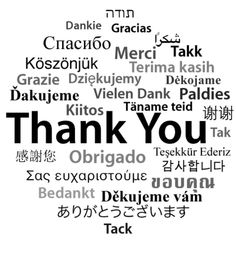 Thank u by Apple