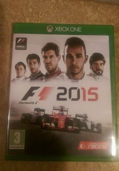 Formula 1 f1 2015 - xbox one,  View more on the LINK: http://www.zeppy.io/product/gb/2/141799076360/