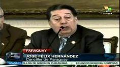 #Paraguay pide medidas de urgencia ante #Mercosur