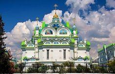 церковь Св.Екатерины Феодосия Россия