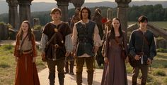 Once a king or queen in Narnia, always a king or queen. Narnia Cast, Narnia 3, Movies Showing, Movies And Tv Shows, Chronicles Of Narnia Books, Medici Masters Of Florence, Narnia Prince Caspian, Narnia Movies, Disney Pixar