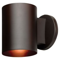 Poseidon Outdoor Wall Sconce No. 20363 by Access Lighting   Lumens.com - exterior rear entry sconce option $39.60