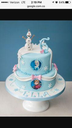 Torta de niños