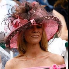 Kentucky Derby hat fashion