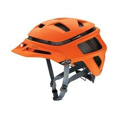 9e8c26388f Smith Optics Forefront Adult Off-Road Cycling Helmet – Matte Neon Orange    Small