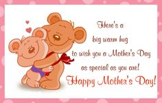 Mothers Day Greetings & Wishes | Text Messages and SMS for Mothers