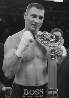 Vitali Volodymyrovych Klitschko is a Ukrainian politician and former professional boxer. He is the leader of the Ukrainian Democratic Alliance for Reform and a Member of the Ukrainian Parliament.