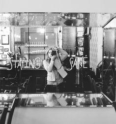 Staying Sane  |  The Fresh Exchange