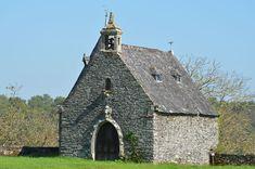 Chapelle du château de Rochefort-en-Terre. Morbihan