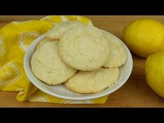 We've rounded up a collection of our favorite Lemon Cookies Recipes so you don't have to. There's something for everyone. Check them out now.