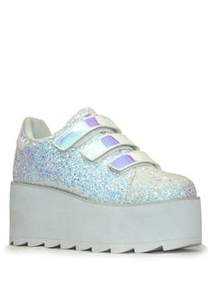 2216fb29d96e8 64 Best shoes images in 2019 | Rave shoes, Platform sneakers, Rave wear