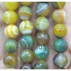 olive striped agate bead, faceted round (GA1195-10MM) approx 10mm dia Agate Beads, Diy Crafts, Money Tips, Saving Money, Jewelry, Jewlery, Jewels, Save My Money, Jewerly