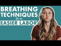 If you're wondering how to speed up your labor, check out this list of easy and natural ideas for a faster labor that you can try! Third Pregnancy, Pregnancy Must Haves, Lamaze Breathing, Breathing Techniques For Labor, 1st Time Moms, Baby Sounds, Birth Doula, Mindfulness For Kids, Skin To Skin