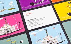 Sean Adams business cards