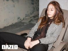 2015.04, Dazed and Confused | f(x) Krystal